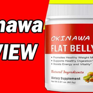 Okinawa Flat Belly Tonic Review - My Experience Using Okinawa Flat Belly Tonic