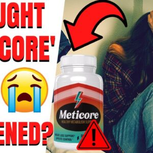 Meticore Review | My Real Weight loss experience with Meticore supplements #MeticoreWeightLoss