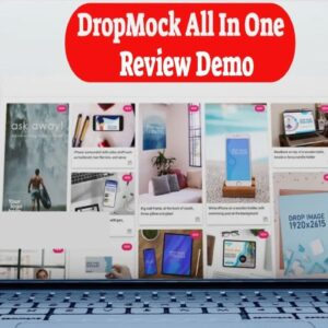 🆕Dropmock All In One Review Demo 🆕Dropmock All In One Review [Must See]