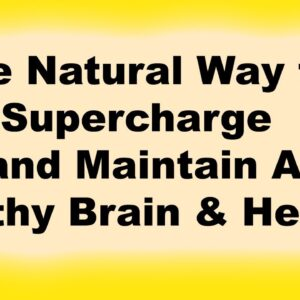 Synapse XT Scam    The Natural Way to Supercharge and Maintain A Healthy Brain & Hearing
