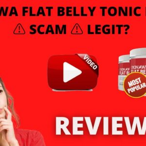OKINAWA FLAT BELLY TONIC REVIEW ⚠️ SCAM ⚠️ LEGIT?