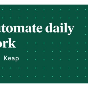 Automate daily work with Keap