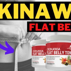 Okinawa Flat Belly Tonic Review:  [Plus a FREE Bonus Weight Loss Video Course]