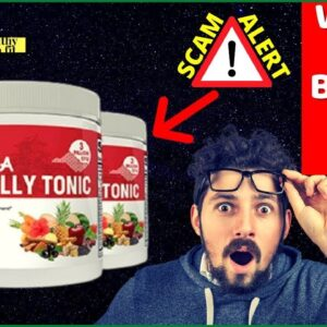 OKINAWA FLAT BELLY TONIC SCAM - OKINAWA FLAT BELLY TONIC REVIEW - IT IS A SCAM!