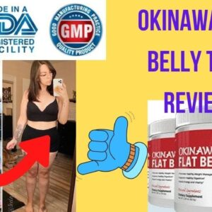 OKINAWA FLAT BELLY TONIC SYSTEM REVIEW - THE OKINAWA FLAT BELLY TONIC REVIEW