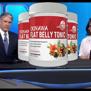 OKINAWA FLAT BELLY TONIC: Watch out for Okinawa Flat Belly. Watch this Girls!