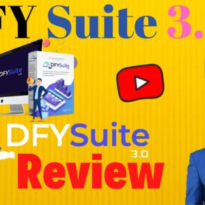 [DFY Suite 3.0] Review ⚠️ Wait ⚠️DON'T GET THIS WITHOUT MY 👷 CUSTOM 👷 BONUSES!!