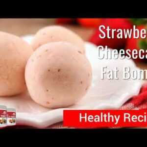 Okinawa Flat Belly Tonic | Cheesecake Fat Bombs Recipe  - Healthy Recipes To Lose Weight