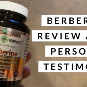 Berberine Supplement | Review and side effects