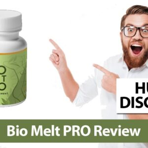 Bio Melt Pro Review 2021- Best WeightLoss Product in Market??
