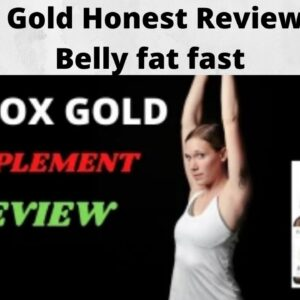 Biotox Gold Honest Review:Loose Belly fat fast|Exact Five