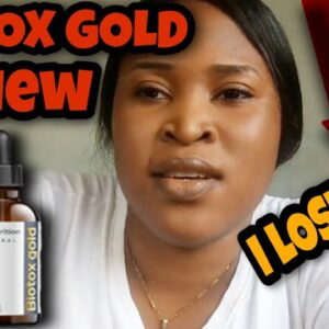 Biotox Gold Review - I Lost $600 To This Supplement!