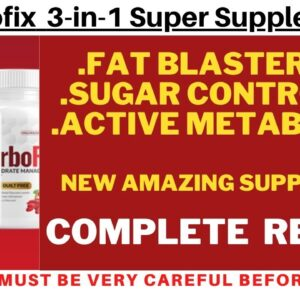 Carbofix Supplement NEW  Review ; Does It Really Works[2020 Verified Purchase]