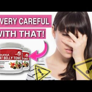 Okinawa Flat Belly Tonic Does it really work? How to Lose Weight with Okinawa Flat Belly Tonic
