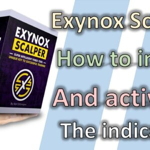 Exynox Scalper How To Install And Activate The Indicator 🤑✓