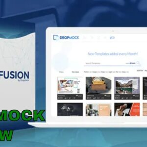 DropMock Review - DON'T BUY WITHOUT MY AMAZING BONUSES!  Welcome JV Partners (2021)