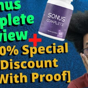 Where Can I Buy Sonus Complete - Sonus Complete Review & Discount - Will It Help You Cure Tinnitus
