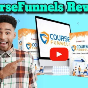CourseFunnels -PLUS My  Special  Perks.