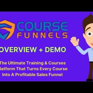 CourseFunnels Review + Demo [A Step-By-Walkthrough] - See How It Works