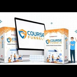CourseFunnels Review - Online Courses Platform With Integrated Marketing