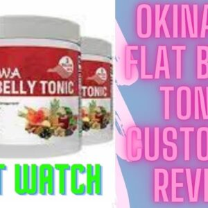 Okinawa Flat Belly Tonic Customer Review - Okinawa Flat Belly Tonic Customer Reviews Check It Out!