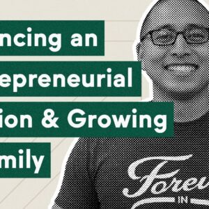 Small Biz Buzz—104—Odeen Domingo—Balancing an Entrepreneurial Mission and Growing a Family