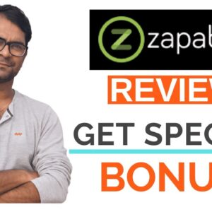 Zapable Review 2021 | Full Demo 🙌#Zapable review + My $12k Bonuses🎁🎁