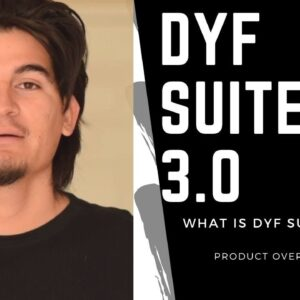 DFY SUITE 3.0 Quick Overview! Detailed Overview