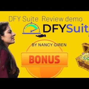 DFY Suite 3.0 Review Amazing Bonus Package Not To Miss Out