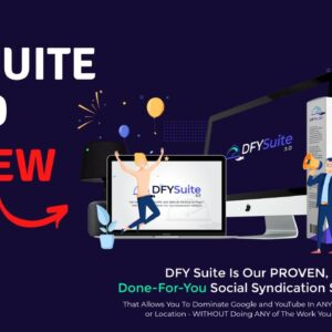 DFY Suite 3.0 Review Demo Video: Checkout What is New in DFY Suite 3.0