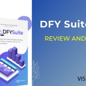 DFY Suite 3.0 Review | DON'T GET THIS WITHOUT MY  CUSTOM  BONUSES!!