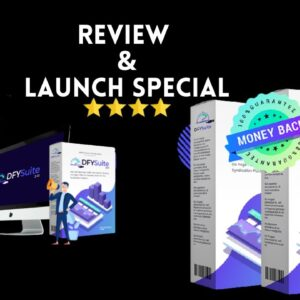 DFY Suite 3.0 review | earn money| Launch Special