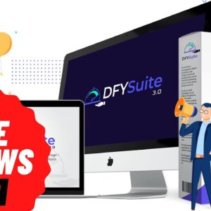 DFY Suite 3.0 Review / FULL Animated Demo