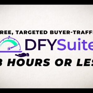 DFY SUITE 3.0 REVIEW || HOW TO USE DFY SUITE 3.0 (FULL DEMO) 2021