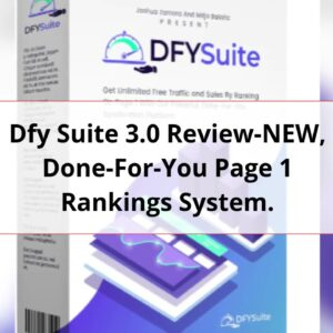 Dfy Suite 3.0 Review NEW, Done For You Page 1 Rankings System #shorts