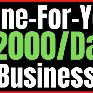 Done-For-You Affiliate Marketing Business