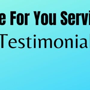 Done For You Service Testimonials 2020  -  Wesley Virgin Reviews