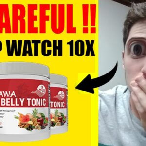 Okinawa Flat Belly Tonic Review ❌DON'T Buy Before Watching This Review⚠️ Okinawa Reviews!