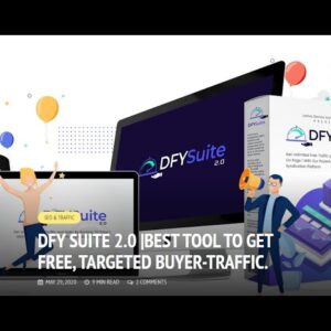 Dont for you product DFY Suite 3.0 Is the BEST Upgrade of Our Platform