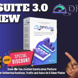 DFY Suite 3.0 Review | Don't Forget My Custom Bundle Bonus | Powerful Syndication! Discount Codes!