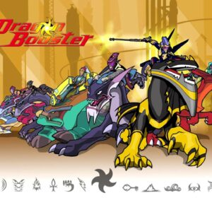 Dragon Booster - Extended Theme