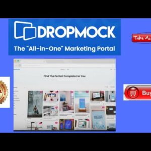 DROPMOCK ALL IN ONE   DropMock  All In One  Marketing Portal 1