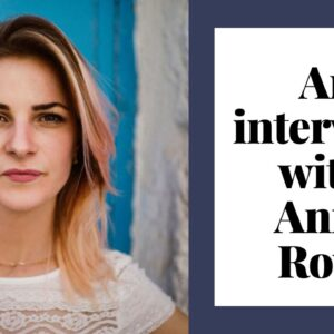 DropMock Podcast: An interview with Anna Rova