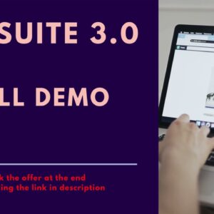 DFY Suite 3.0 full Product Demo- What makes DFY Suite 3.0 BETTER, FASTER And MORE IRRESISTIBLE!!