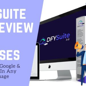 DFY Suite 3.0  Ultimate Review  | What NEW in DFY Suite 3.0 Final| [Bonuses Included]