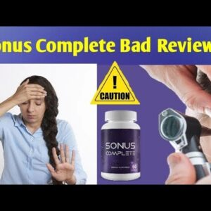 Sonus Complete Bad Reviews - Sonus Complete Review 2021 - I Lost $600 to This Supplement!