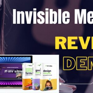 Invisible Method Review - 🖐 DON'T BUY BEFORE YOU SEE THIS! 👍