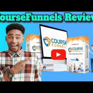 CourseFunnels software preview -Double Your  Refund If You  Do Not CourseFunnels software prev...