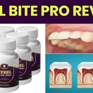 Steel Bite Pro Review | Gum Disease | Tooth Decay | Bad Breath | Oral Hygiene Treatment