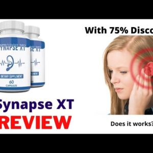 Synapse XT is a nutritional supplement marketed as both a hearing supplement
